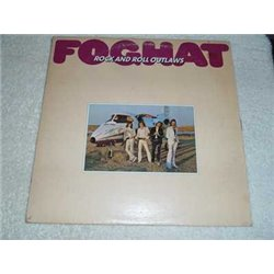 Foghat - Rock And Roll Outlaws Vinyl LP Record For Sale
