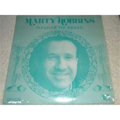 Marty Robbins - Songs Of The Islands Vinyl LP Record For Sale