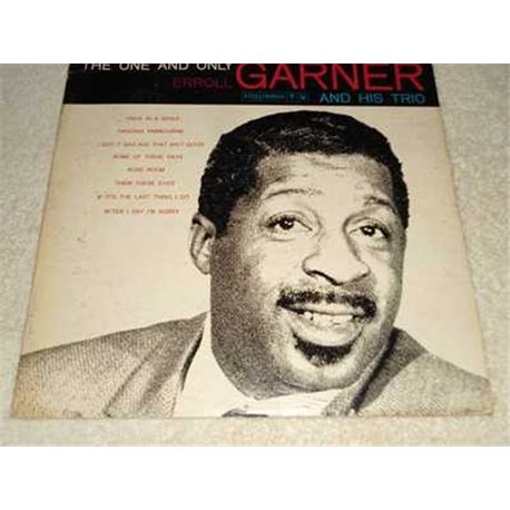 Erroll Garner - The One And Only Vinyl LP Record For Sale