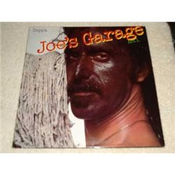 Frank Zappa - Joes Garage Vinyl LP Record For Sale