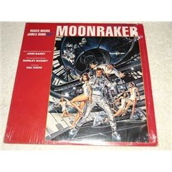 Moonraker - James Bond 007 Movie Soundtrack Vinyl LP Record For Sale
