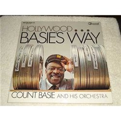 Count Basie - Hollywood Basies Way Vinyl LP Record For Sale