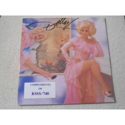 Dolly Parton - Heart Breaker PROMO Vinyl LP Record For Sale
