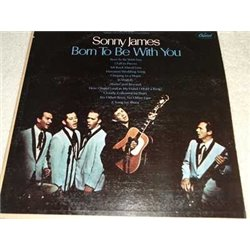 Sonny James - Born To Be With You Vinyl LP Record For Sale
