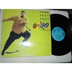 Mr Lee - Pump That Body Vinyl LP Record For Sale