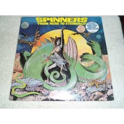 Spinners - From Here To Eternally Vinyl LP Record For Sale