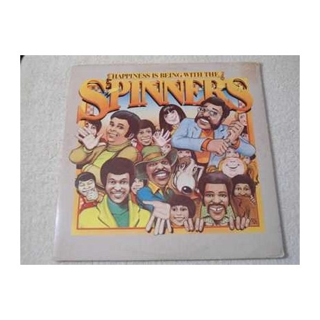 Spinners - Happiness Is Being With The Spinners Vinyl LP For Sale
