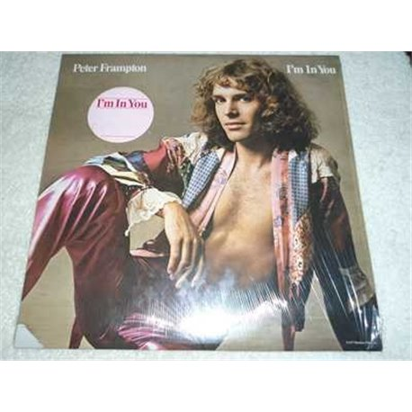 Peter Frampton - Im In You Vinyl LP Record For Sale