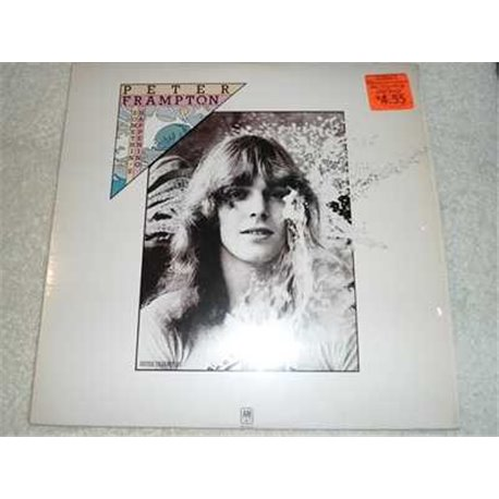Peter Frampton - Somethings Happening Vinyl LP Record For Sale