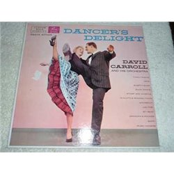 David Carroll - Dancers Delight Vinyl LP Record For Sale