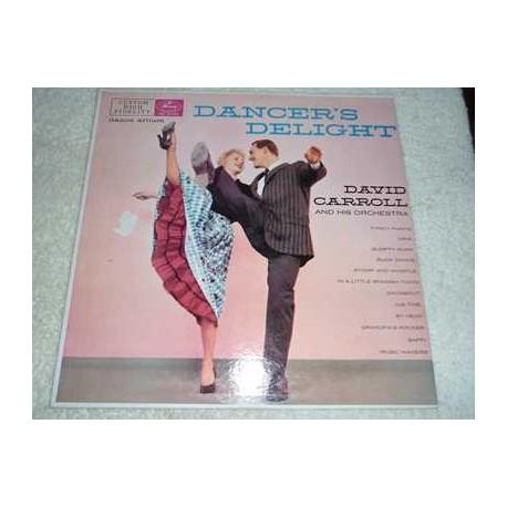 David Carroll - Dancers Delight Vinyl LP Record For Sale