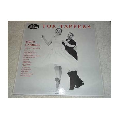 David Carroll - Toe Tappers Vinyl LP Record For Sale