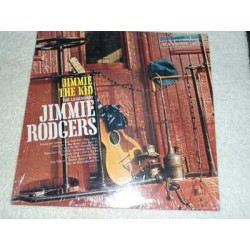 Jimmie Rodgers - Jimmie The Kid Vinyl LP Record For Sale