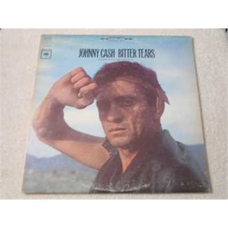 Johnny Cash - Bitter Tears Vinyl LP Record For Sale