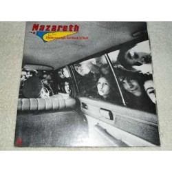 Nazareth - Close Enough For Rock N Roll Vinyl LP Record For Sale