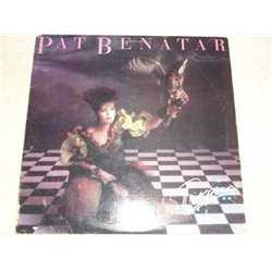Pat Benatar - Tropico Vinyl LP Record For Sale