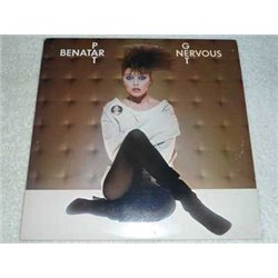 Pat Benatar - Get Nervous Vinyl LP Record For Sale