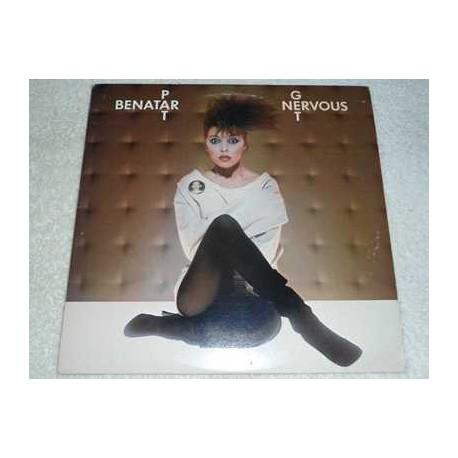 Pat Benatar - Get Nervous Vinyl LP Record For Sale