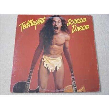 Ted Nugent - Scream Dream Vinyl LP Record For Sale