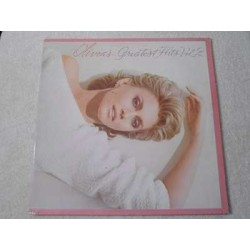 Olivia Newton-John - Greatest Hits Vol 2 Vinyl LP Record For Sale