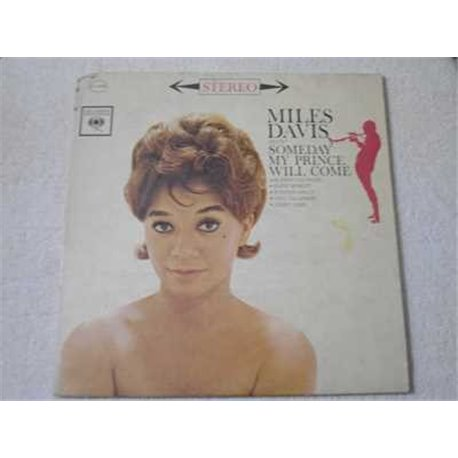 Miles Davis - Someday My Prince Will Come LP Vinyl Record