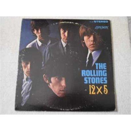Rolling Stones - 12 X 5 LP Vinyl Record For Sale
