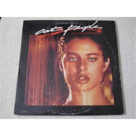 Cat People - Movie Soundtrack - Giorgio Moroder Vinyl LP Record For Sale