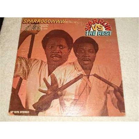 Mighty Sparrow - Sparrow Vs The Rest Vinyl LP Record For Sale