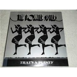 The Pointer Sisters - Thats A Plenty Vinyl LP Record For Sale