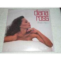 Diana Ross - To Love Again Vinyl LP Record For Sale