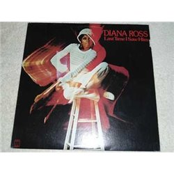 Diana Ross - Last Time I Saw Him Vinyl LP Record For Sale
