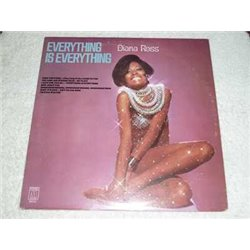 Diana Ross - Everything Is Everything Vinyl LP Record For Sale