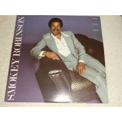 Smokey Robinson - Where Theres Smoke Vinyl LP For sale