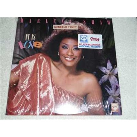 Marlena Shaw - It Is Love Vinyl LP Record For Sale