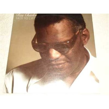 Ray Charles - True To Life Vinyl LP Record For Sale