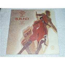 Burundi - Music From The Heart Of Africa Vinyl LP Record For Sale