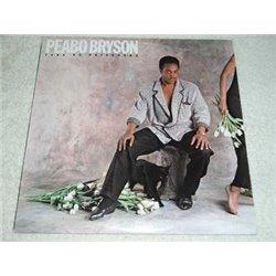 Peabo Bryson - Take No Prisoners PROMO Vinyl LP Record For Sale