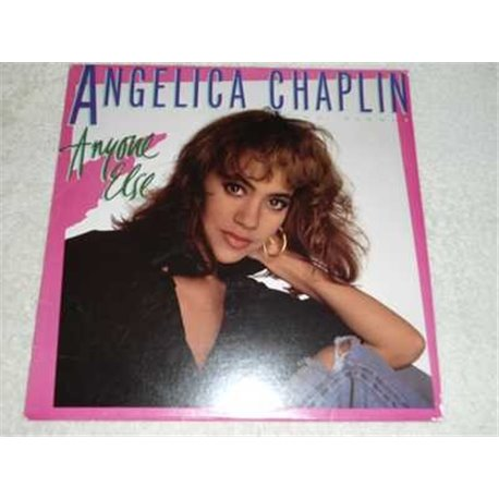 Angelica Chaplin - Anyone Else Vinyl LP Record For Sale