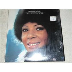 Shirley Bassey - Never Never Never Vinyl LP Record For Sale