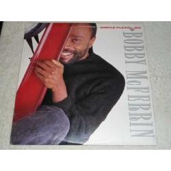 Bobby McFerrin - Simple Pleasures Vinyl LP Record For Sale