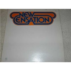 New Censation - New Censation - Self Titled Vinyl LP Record For Sale