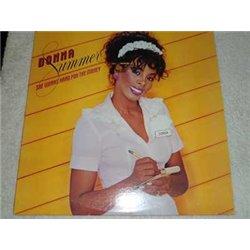 Donna Summer - She Works Hard For The Money Vinyl LP For Sale