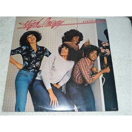 High Inergy - Steppin Out Vinyl LP Record For Sale