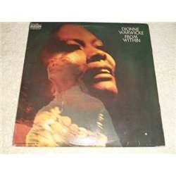 Dionne Warwick - From Within Vinyl LP Record For Sale