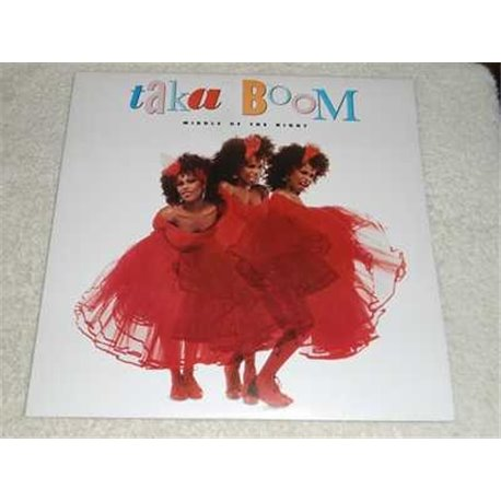 Taka Boom - Middle Of The Night Vinyl LP Record For Sale