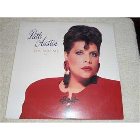 Patti Austin - The Real Me Vinyl LP Record For Sale