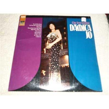 Damita Jo - The Irresistible Vinyl LP Record For Sale