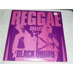 Black Uhuru - Reggae Greats Vinyl LP Record For Sale