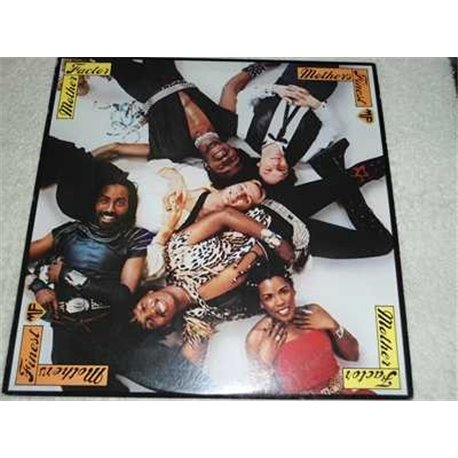 Mothers Finest - Mother Factor PROMO Vinyl LP Record For Sale