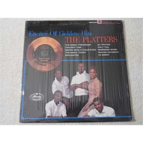 The Platters - Encore Of Golden Hits Vinyl LP Record For Sale